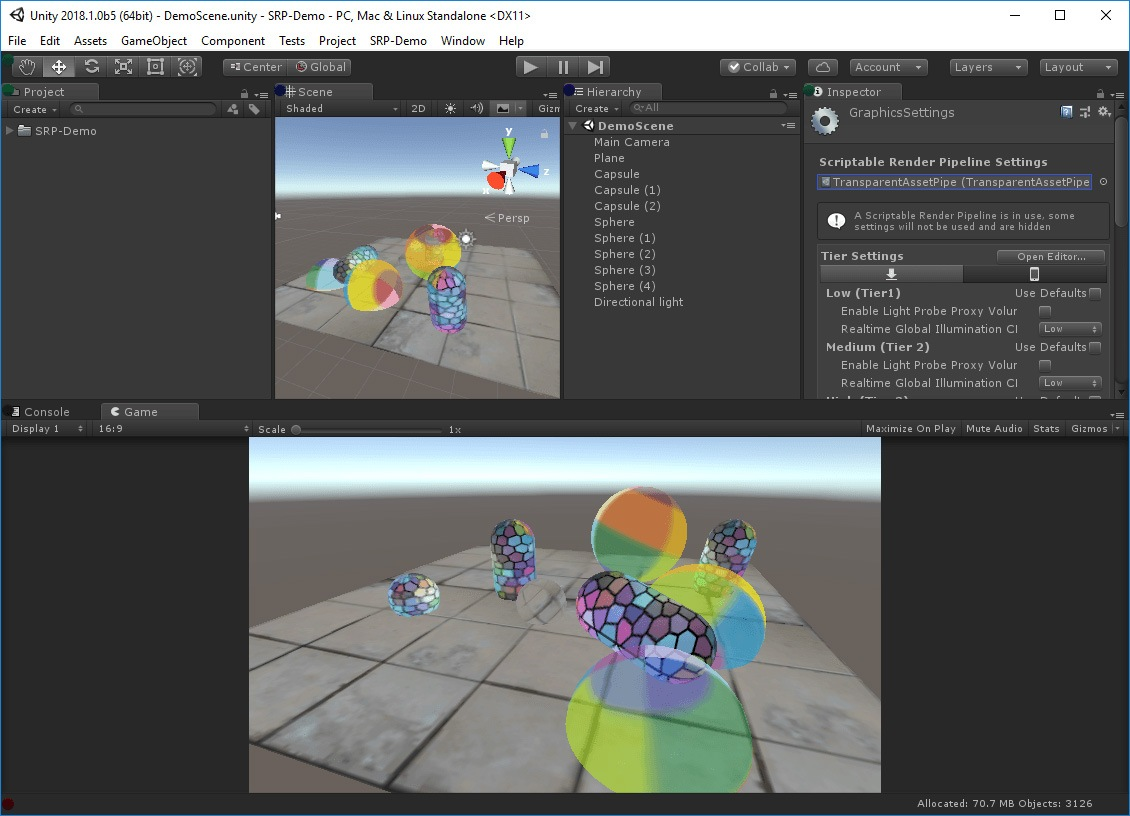 The big 2018 power-up for graphics in Unity - Unity
