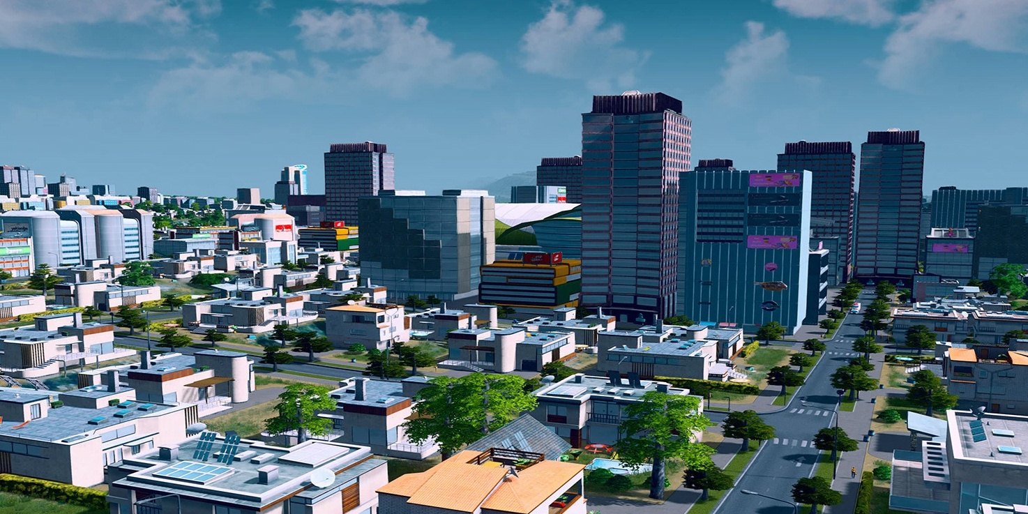 cities skylines made with unity