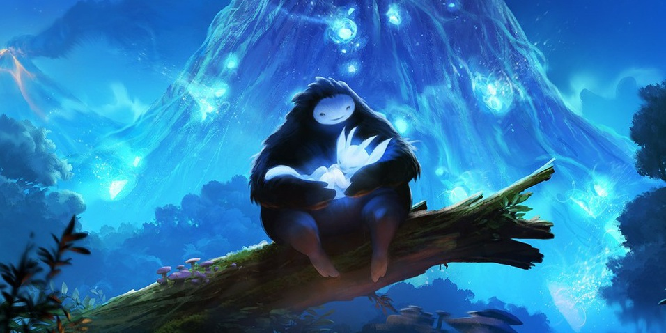 ori and the blind forest made with unity