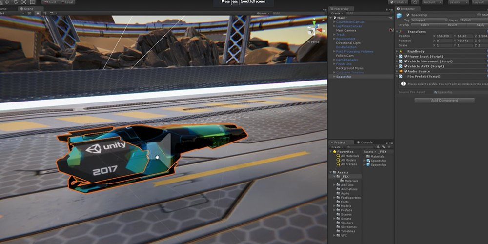 Round trip easily with Unity and Autodesk, and save loads of