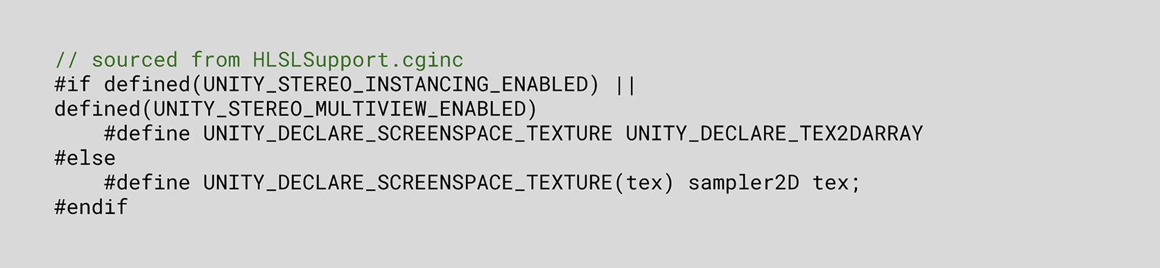 graphismes unity xr