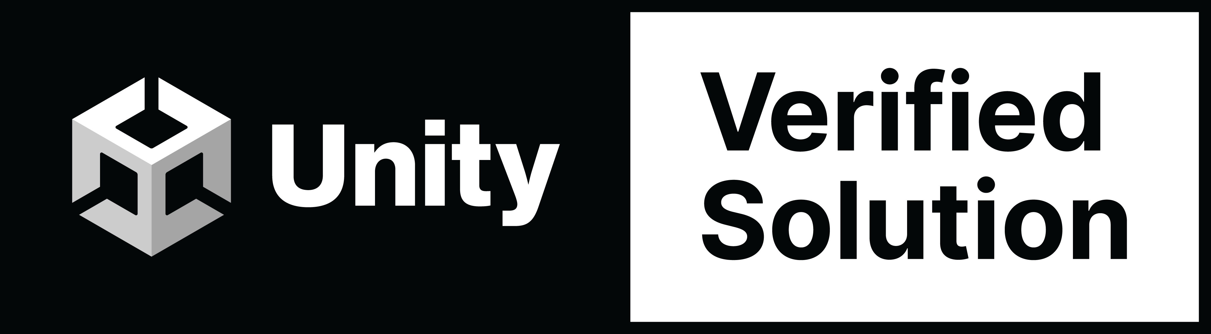 Unity Verified Solutions