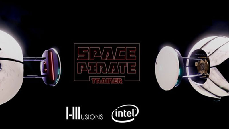 Space Pirate Trainer für Intel®-Grafik optimiert