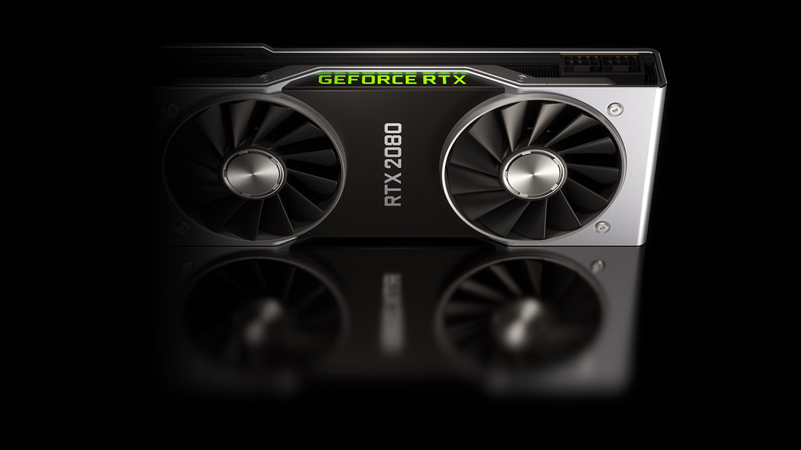 Get a chance to win an NVIDIA GeForce RTX™ 2080 GPU