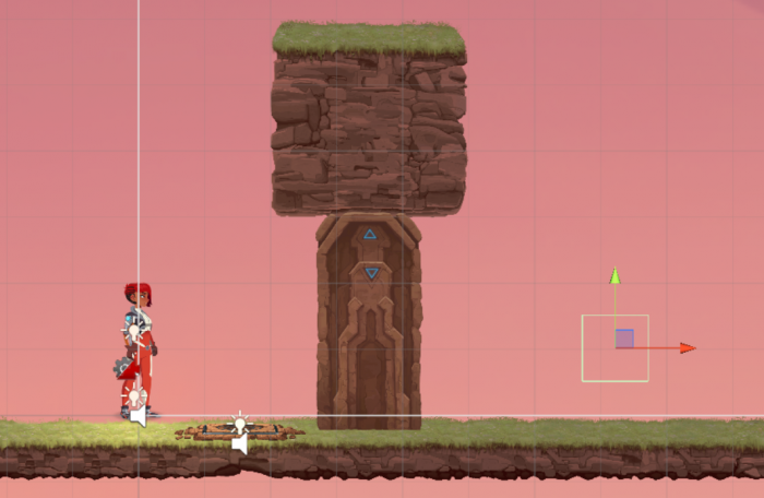 Teleporting the Player - Unity