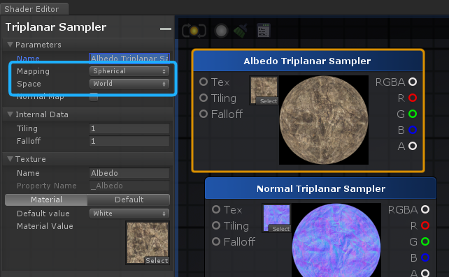 Introduction to the Amplify Shader Editor - Unity