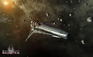 Battlestar galactica online game news