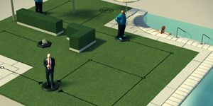 Hitman GO Trailer