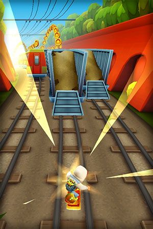 subway surf running games to play
